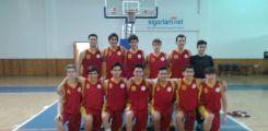 Özel Uğur Anadolu Lisesi Genç Erkek Basketbol Takımımız Çeyrek Finalde
