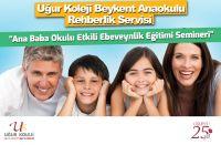 etkili ebeveynlik eğitimi semineri başlıyor