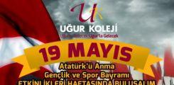 19 Mayıs Gençlik Haftasında Buluşalım
