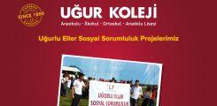 Uğurlu Eller Sosyal Sorumluluk Projelerimiz