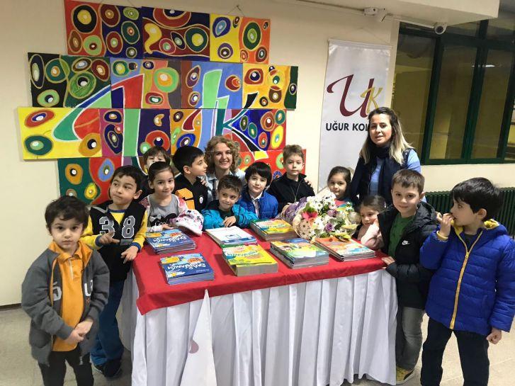 Şule'nin Karavanı Okulumuzda