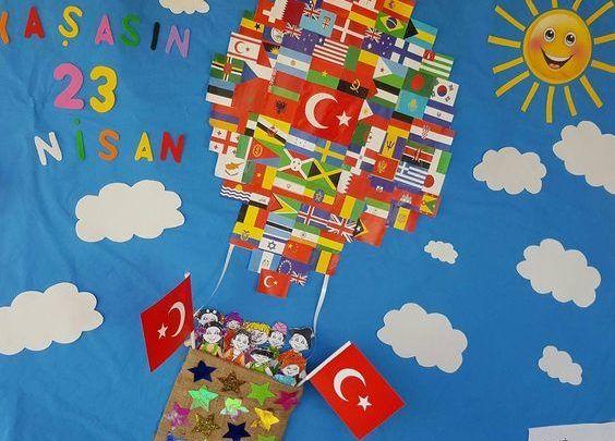 23 Nisan ulusal Egemenlik ve Çocuk Bayramı etkinlikleri