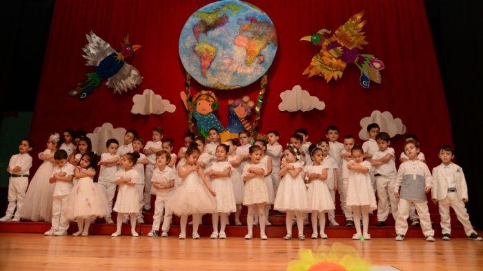 Anaokulu Yıl Sonu Gösterimiz