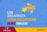 LGS Başarınızı Bursla Ödüllendiriyoruz!