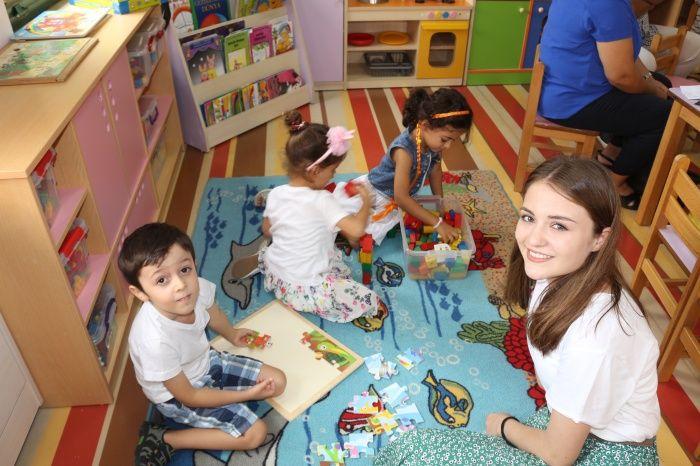 Minik Uğurlular Öğretmenleri Ve Yeni Arkadaşlarıyla Tanıştı