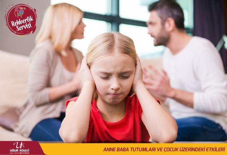 Rehberlikten Notlar; Anne Baba Tutumları Ve Çocuk Üzerindeki Etkileri
