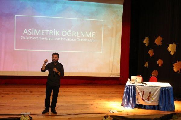 """Seminer: """"Disiplinlerarası Öğrenme, Üretim ve İnovasyon Temelli Eğitim"""""""