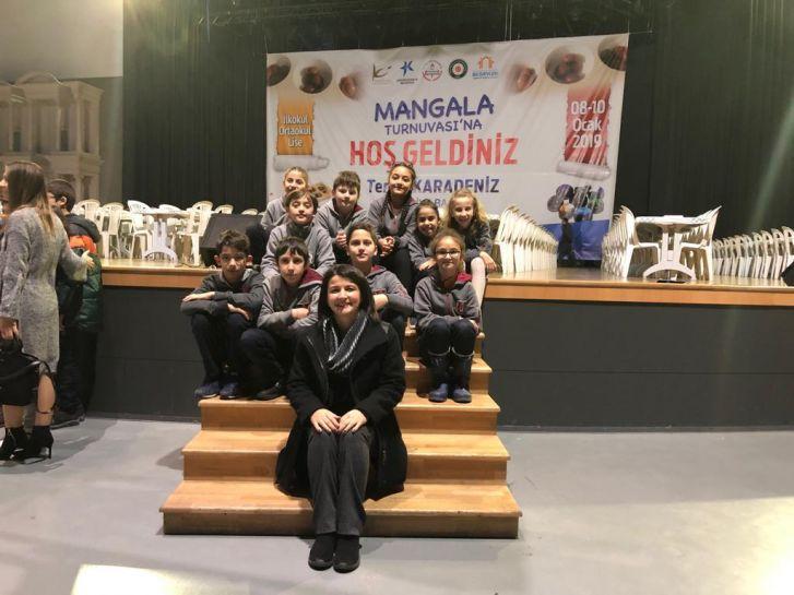 Mangala Turnuvası Heyecanı