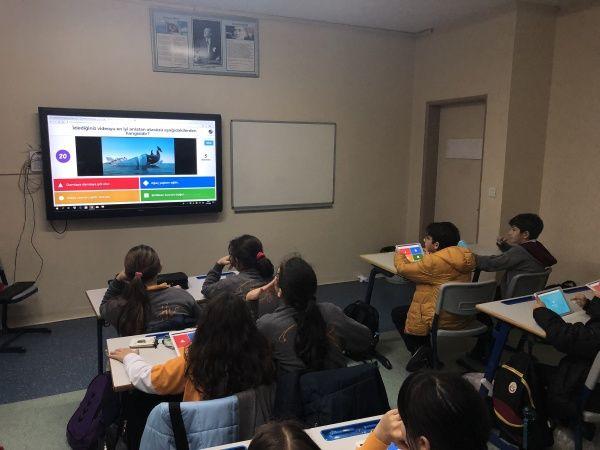 5. Sınıflar Sorularla Türkçe Kahoot Yarışması