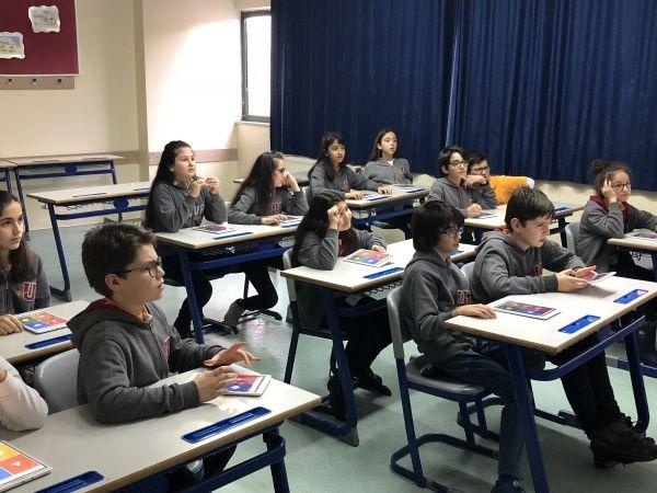 6. Sınıflar Türkçe Dersi Kahoot Yarışması