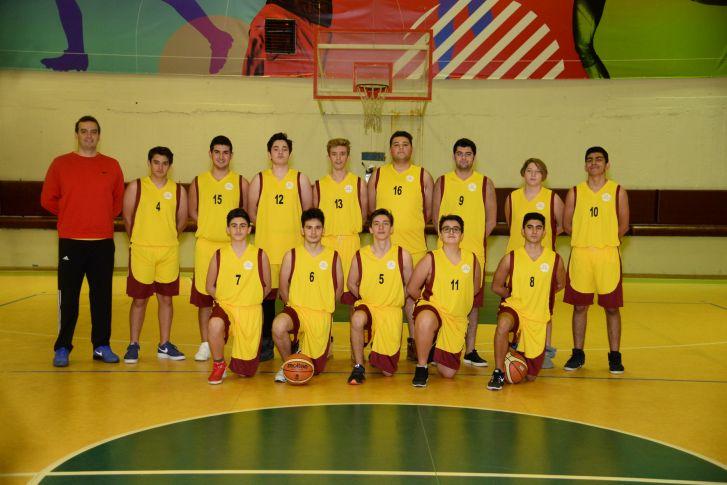 Uğurlu Genç Basketbolcular Gruptan İkinci Olarak Çıktı
