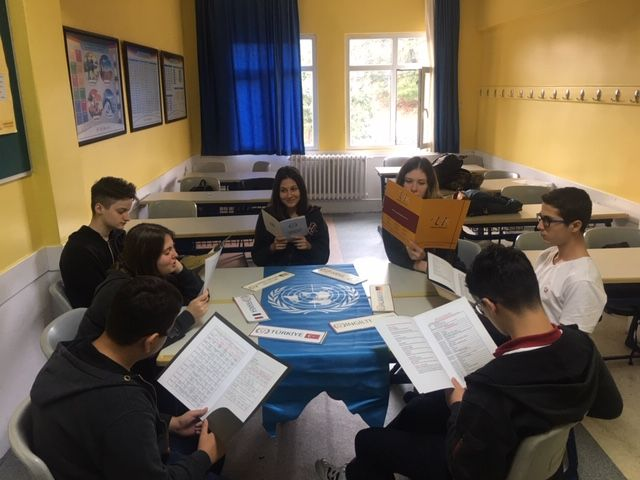 UKMUN 2019'A Sayılı Günler Kala Etkinlik Hazırlıkları Devam Ediyor
