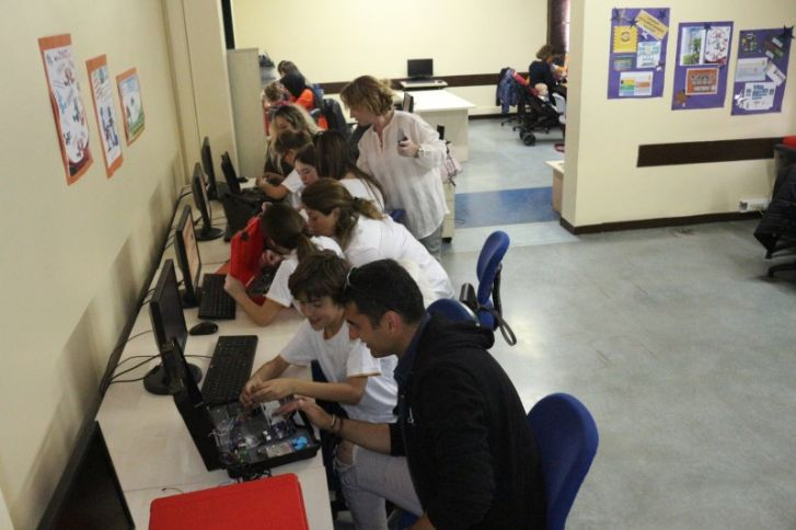 Veliler ve Öğrenciler Bilişim Teknolojileri Etkinliğinde
