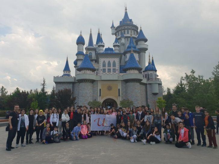 Öğrencilerimiz Eskişehir Gezisi'nde