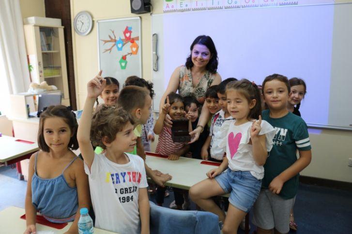 1. Sınıflar Okula Uyum Ve Oryantasyon Günü