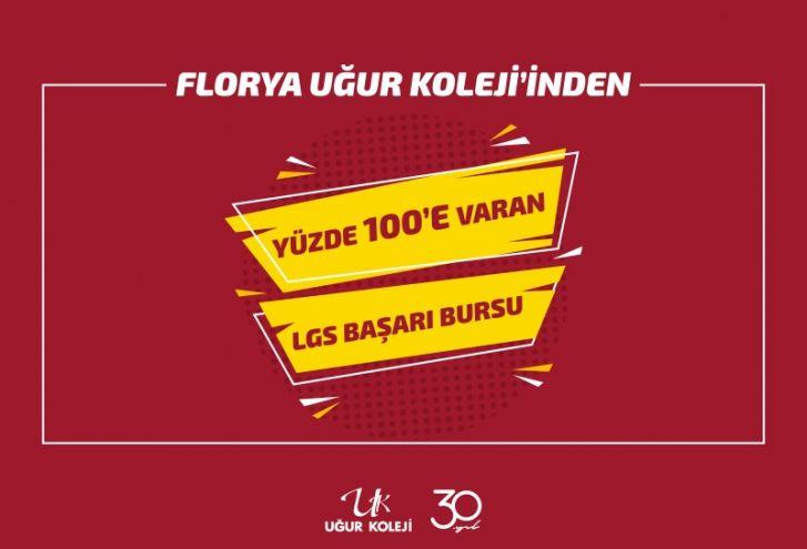 LGS Başarınızı Yüzde 100'e Varan Bursla Ödüllendiriyoruz