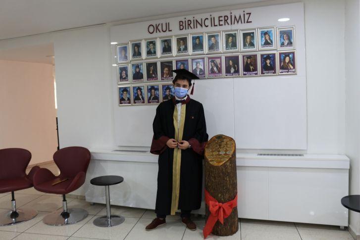 2019-2020 Eğitim Öğretim Yılı Okul Birincimiz Onur Can Bakanoğlu