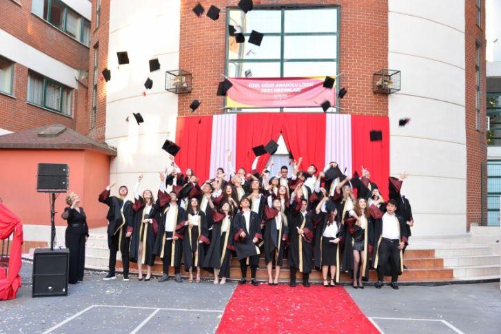 Özel Uğur Anadolu Lisesi 2021 Mezunları