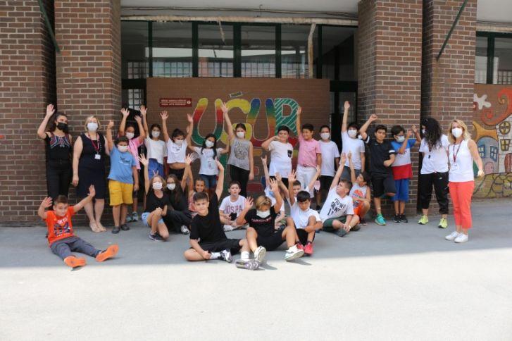 5 Ve 9. Sınıflar Oryantasyon Haftasına Başladı