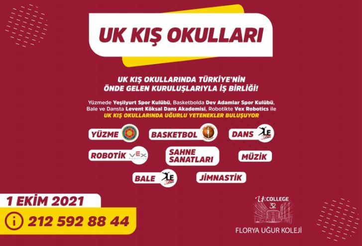 Kış Okullarında Türkiye'nin Önde Gelen Kuruluşlarıyla İş Birliği